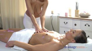 Massage Rooms Orgasmic fucking for hot lesbians