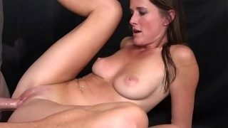 MILF Trip – Athletic brunette MILF fucked by fat cock – Part 2