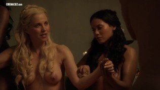 Nude Celebrities – Best Nudes of Spartacus Vol. 1