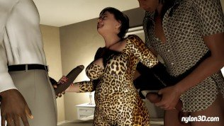 Nylon3D – Monster cocks, Hairy Pussies, Mature ladies like you've never seen before